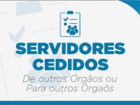 Servidores Cedidos/Recepcionados