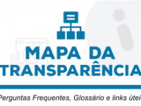 Mapa do Portal da Transparência
