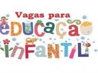 Vagas Educação Infantil