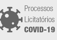 Processos Licitatórios Covid-19