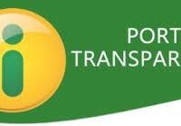 Demais Informações Disponíveis no Portal da Transparência (Geral)